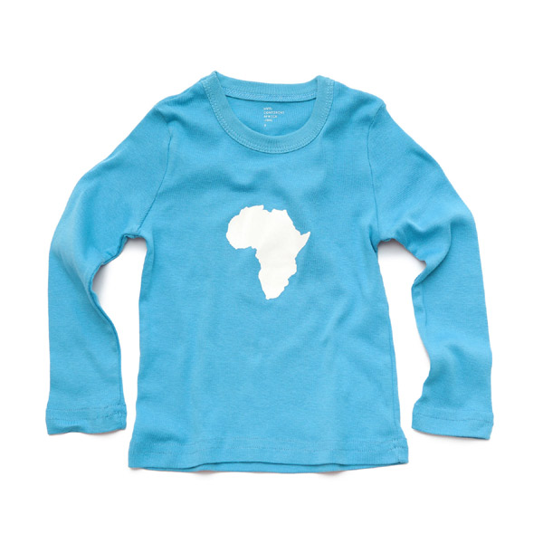 Continent Africa Toddlers Long Sleeve